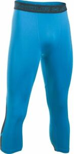 Under Armour Cool Switch SuperVent HG Comp Tight 1286027-787 Large L Blue New