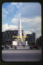 1950's Belgrade, Yugoslavia Serbia Monument, Original 35mm Slide b1b