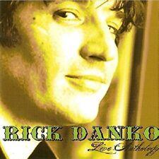 Rick Danko Live Anthology 2-CD NEW SEALED 2011 The Band