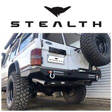 GQ Patrol -Stealth- Rear Bar