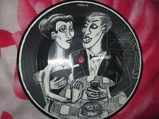 Care – Flaming Sword Arista KBPD 2 UK 7 inch Vinyl Single Picture Disc