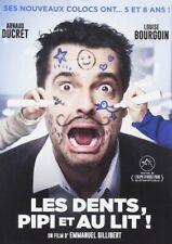 Les dents, pipi et au lit (Arnaud Ducret, Louise Bourgoin) DVD NEUF SOUS BLISTER