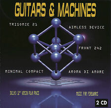 GUITARS & MACHINES VOL.1 -2 CD