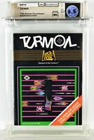 TURMOIL Atari 2600 Brand New Factory Sealed WATA 8.5 NS No Seal Glued Lid