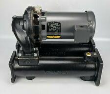 Chromalox Custom Pump Assy w/ Baldor JM3120 Motor - 1.5HP 230/460 3PH - heat oil