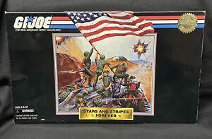 GI Joe Stars And Stripes Forever 8 Figure Set 1997