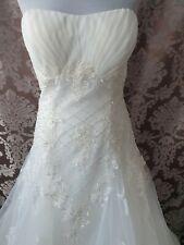 Brautkleid Hochzeitskleid von Tomy Mariage Gr. 40/42 NEU