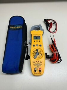 Fieldpiece SC76 HVAC/R Clamp Meter with Temperature and Capacitance