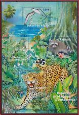 "2007 FRANCE BLOC N°107** BF Faune ""Espèces protégées"", TB, Fauna sheet MNH"