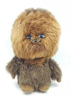 "14"" Star Wars Talking Blue Eyed Chewbacca Stuffed Plush Doll Lucasfilm"