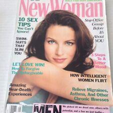 New Woman Magazine How Intelligent Women Flirt May 1994 071817nonrh