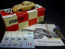 kit PORSCHE 356 ABARTH 24h LE MANS 1962 STARTER POR006XK