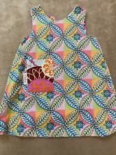 Lilli Wear Toddler girl Reversible multicolor Dress Size Small