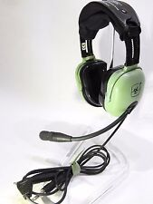 NIB DAVID CLARK H20-10 PASSIVE HEADSET  p/n 40495GG-01 GA-Dual Plugs DEALER