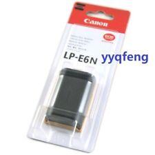 Genuine Canon LP E6N LPE6N Batterie E6 Batterie pour EOS 5D2 5D3 6D 60D 70D 7D Mar