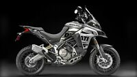 KIT ADESIVI DUCATI MULTISTRADA 1200 ENDURO PHANTOM GREY FS-MULTI-ENDURO-1200-G