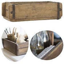 Holz Deko Ziegelform 1-fach Unika Aufbewahrung Holz-Box Holz-Kiste IB Laursen