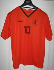 Netherlands Sneijder 10 National Team Jersey Size L NWOT