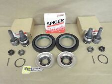 VACUUM SEAL DUST SEAL AND BALL JOINT KIT FORD SUPER DUTY F350 F250 DANA 60 FRONT