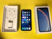 Apple iPhone Ten XR - 128GB - Blue (Verizon & Unlocked) A1984 - NEW