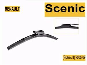 Windscreen Wipers for Renault Scenic 2005 - 2009 (Scenic II)  (PAIR)