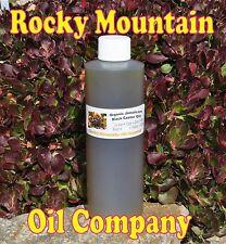 8 OZ PURE PREMIUM ORGANIC JAMAICAN BLACK CASTOR OIL  -  SUPER POTENT HAIR GROWTH