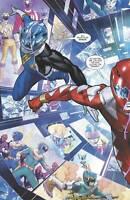Mighty Morphin Power Rangers #41 Boom! Studios Unlocked Story Variant COVER D