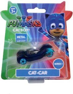 PJ Masks Cars Die Cast Vehicle CAT CAR, Birthday Present / Stocking Filler