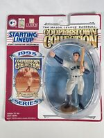 BABE RUTH Cooperstown Collection 1995 Kenner Starting Lineup SLU Figure NIP