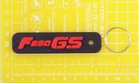 BMW F650GS F 650 GS plastic keyring Keychain Porte Cles keyholder motor
