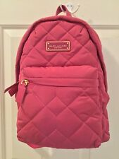 Marc Jacobs Backpack Begonia Pink Nylon Women's Bag NWT