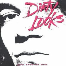 """NEW SEALED """"Dirty Looks"""" Cool From The Wire  Cassette Tape  (G)"""