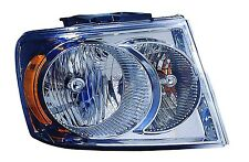 2007-2009 Dodge Durango New Right/Passenger Side Headlight Assembly