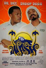 "Original Dr. Dre & Snoop Dogg THE WASH Classic 27"" x 40"" Promo Movie Poster RARE"