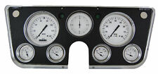 1967-72 chevy truck classic instruments gauge panel ct67wh  white hot c10