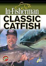 In-Fisherman Classic Catfish -  Fishing Catfishing DVD Video