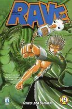 manga STAR COMICS RAVE  numero 19