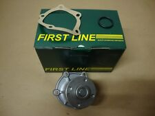 FWP1385 Toyota Corolla 1.3 2E Engine 1987 - 1992 First Line Water Pump