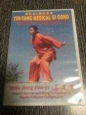 Beginner Yin-Yang Medical Qi Gong DVD, Shifu Jiang Jian-ye
