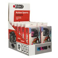 Object Action Sports Camera fast and free UK delivery