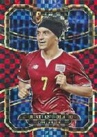 2017-2018 Panini Select Soccer Base Common Checkerboard Parallel (#76 - #100)