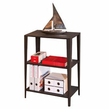 Librerías y estanterías negros para el hogar, 60cm-80cm