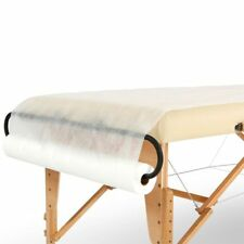 ULTRA-SOFT DISPOSABLE MASSAGE TABLE NON-WOVEN PAPER ROLL SHEETS- PERFORATED 330'