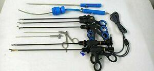 Laparoscopic Surgery Set 5mmx330mm Endoscopy Laparoscopy Surgical Instruments