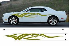 VINYL GRAPHIC DECAL CAR TRUCK  KIT CUSTOM SIZE COLOR VARIATION MT-2