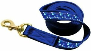 Perri's Ribbon Lead with Snap, 6-Feet