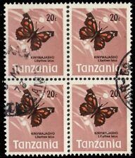 "TANZANIA 38 (SG161) - ""Libythea laius"" Butterfly (pa34602)"