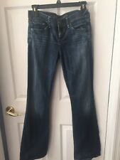 Citizens of Humanity jeans sz 26 dita petite bootcut