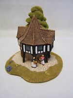 "Lilliput Lane ""Flower Sellers"" English Collection South East  1991  MIB"
