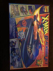 X-men Blackbird Mobile Air Commannd - Rare Sealed Box !!